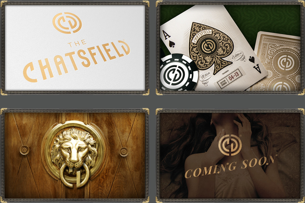The Chatsfield - Brand Identity Application
