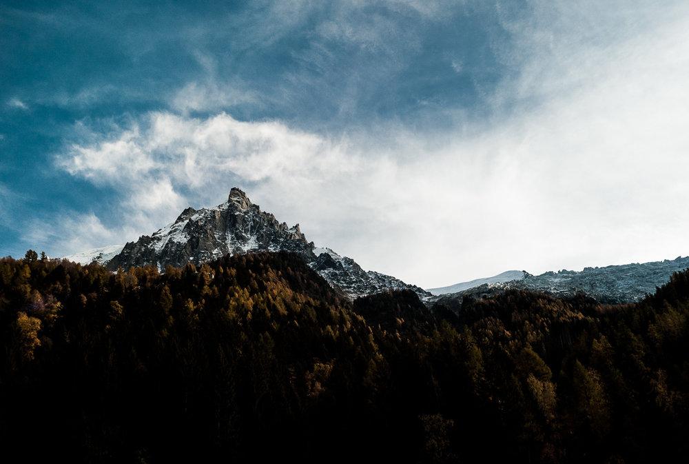 Mont Banc - Leica M8 + 28mm Summicron