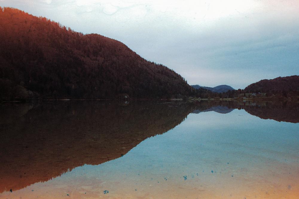 Random Austrian Moutains + Random Austrian lake (yeah, can't remember the names) Leica M6 - 28mm Summicron - Kodak Gold (exp 2006)