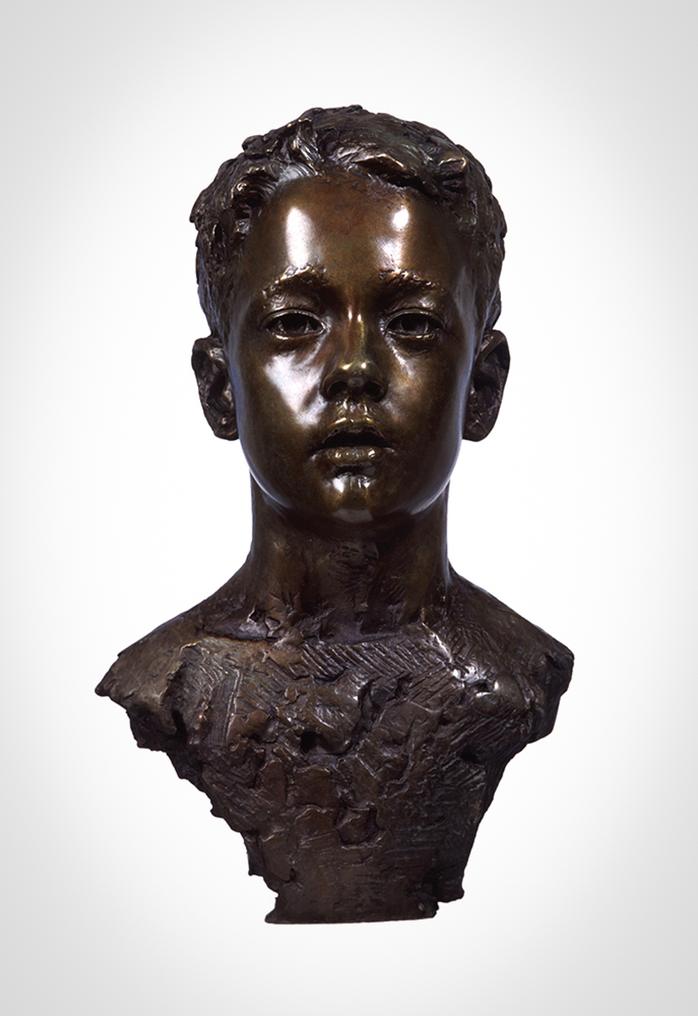Portrait sculpture