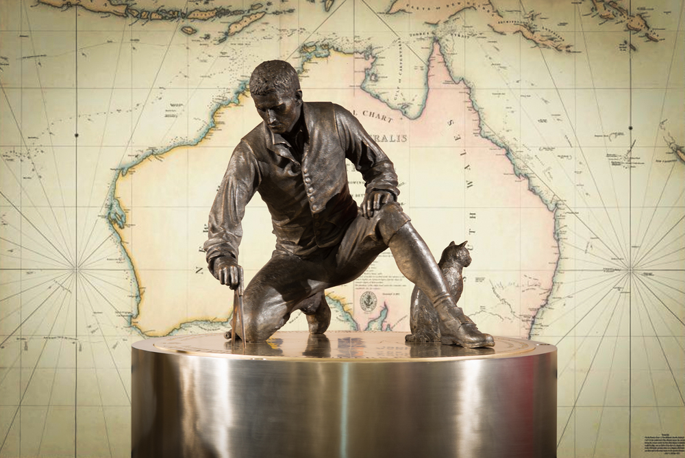 Matthew Flinders statue commission