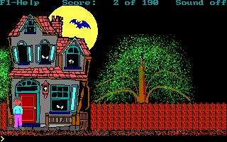 Hugo's House of Horror