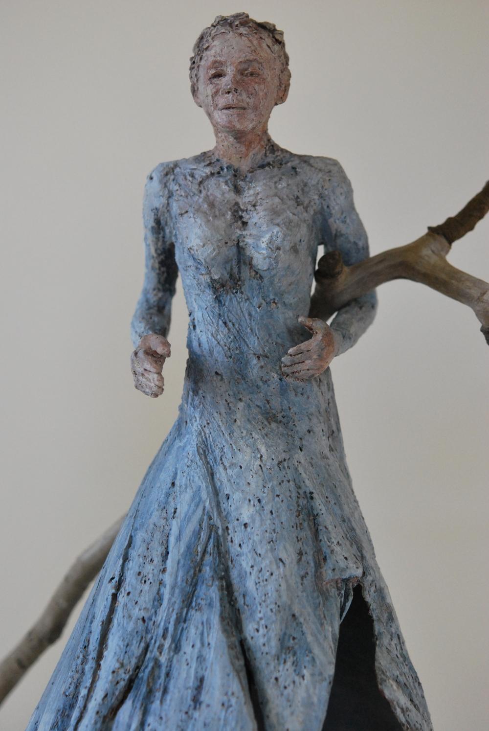 La porteuse, 40cm, 2008