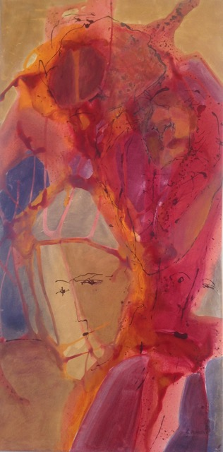 Maternité,70x120 cm