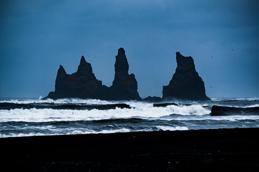 Vik. The most southern point in Iceland.
