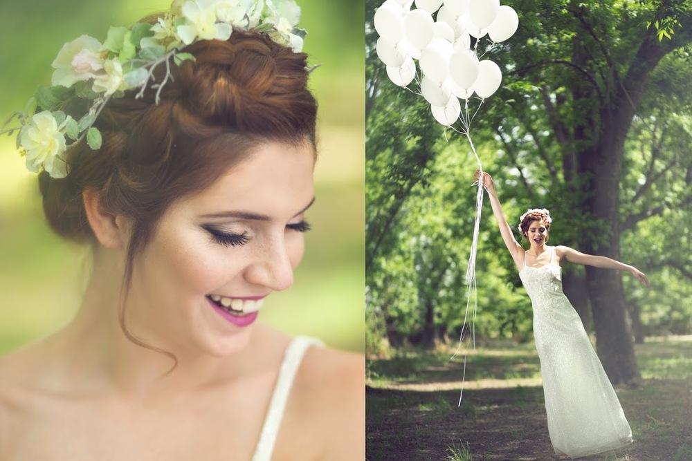 הפקת איפור תסרוקות ושמלות כלה בבלוג כלות אורבניות
