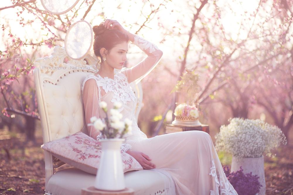 רגעים של חלום - הפקת שמלות כלה בבלוג MyDay