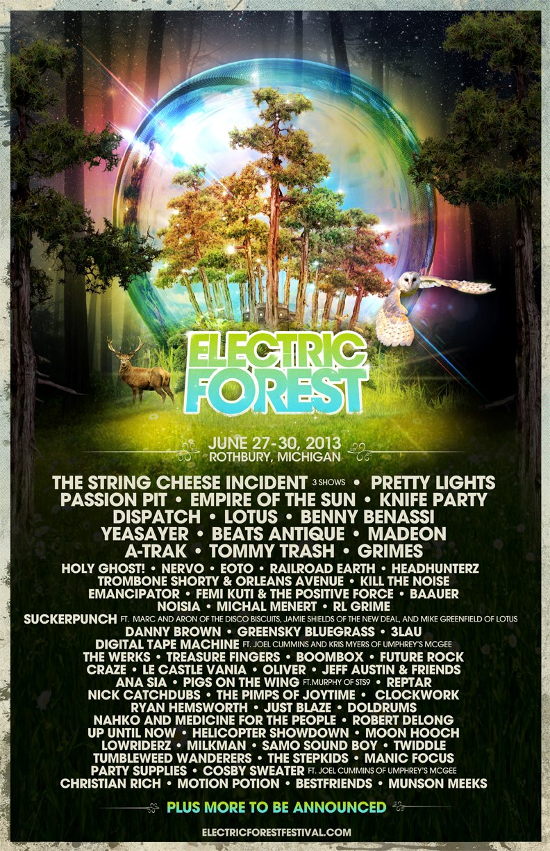 electricforest2013