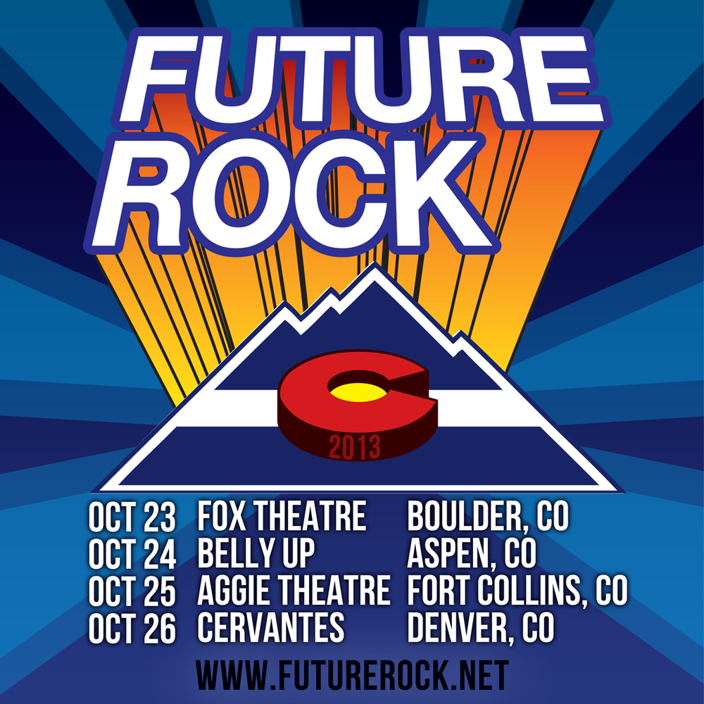 Future Rock Colorado Run 2013