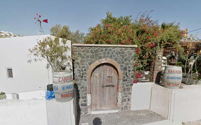 Canava Roussos Santorini