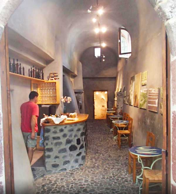 Art Space Winery Santorini