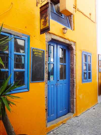 Kira Thira is the best Jazz Bar of Santorini