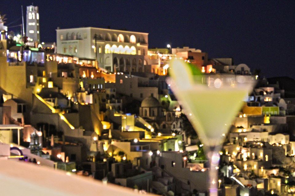 There is no shortage of awesome views and amazing cocktails at Tango Bar…
