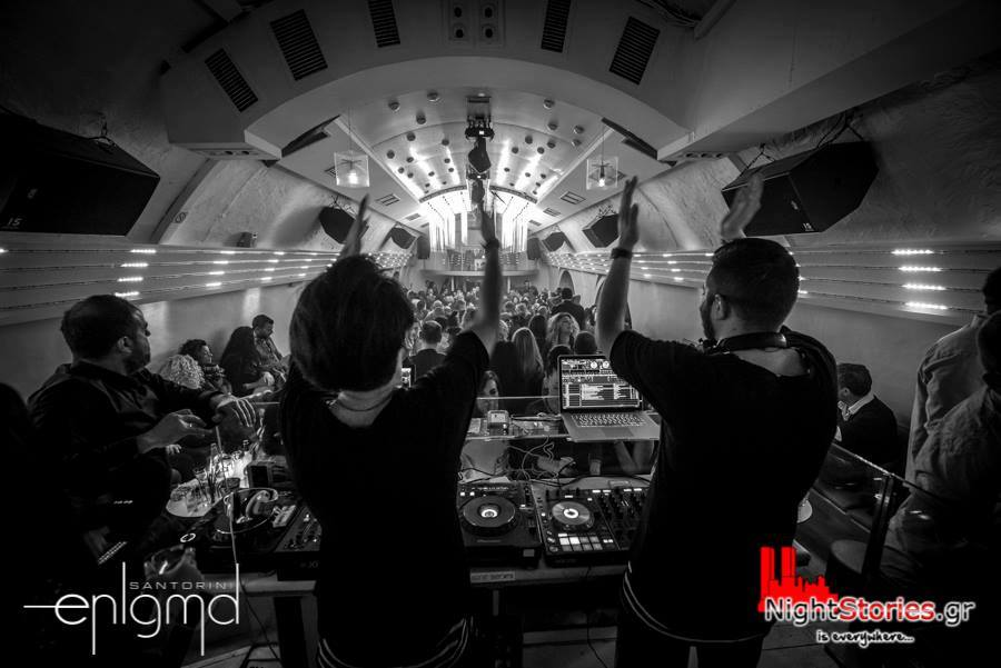 Don't miss the parties in Enigma Club