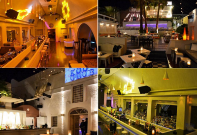 Koo Club is probably the most famous club of Santorini