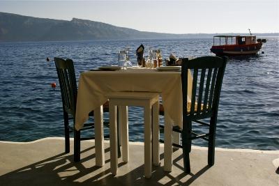 Top Things To Do in Santorini -Ammoudi