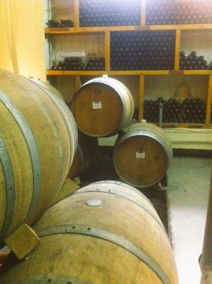 Boutaris Winery Santorini