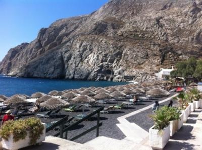 Kamari, Santorini. Top Things To Do in Santorini | @SantoriniPlus