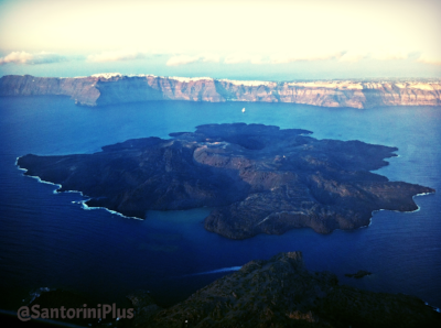 Volcano, Santorini