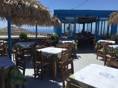 Good Heart Restaurant Santorini
