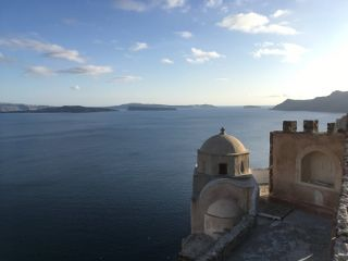 The Castle in Oia, Santorini - The most famous sunset spot