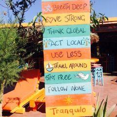 Beach life wisdom by Tranquilo…