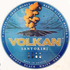 Volcan Beer Santorini