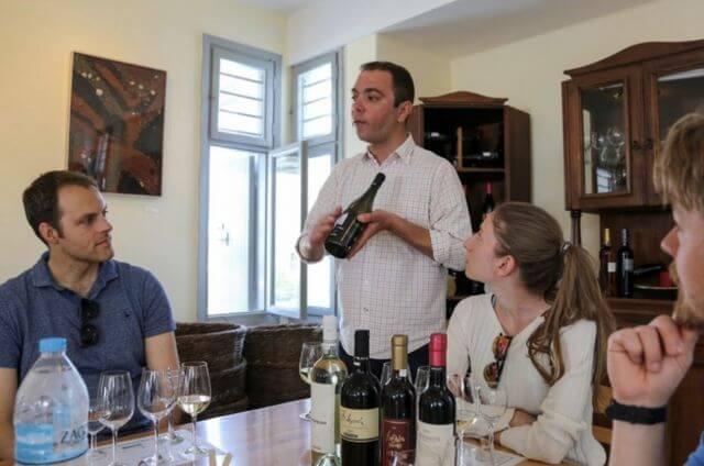 Santorini Wine Tour