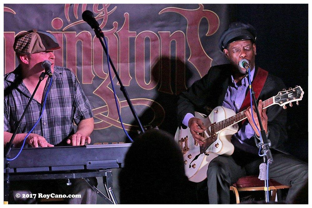 Earl Jackson & Stompin' Dave