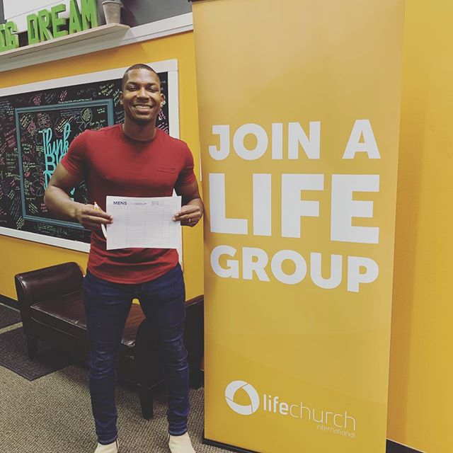 LIFE GROUPS sign up begins this Sunday @lifechurchatl . If you're craving community and a place to grow, find your group in the main lobby! ✅  #lifechurchatl #life #lifegroups #ATL #duluth #duluthchurch