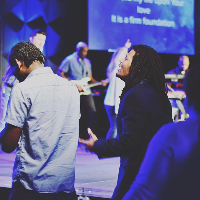 If the wind goes where You send it so will I. If the rocks cry out in silence so will I. If the sum of all our praises still falls shy; then we'll sing again a hundred billion times.  #lifechurchatl #sowillI #hillsongworship #worship #encounter
