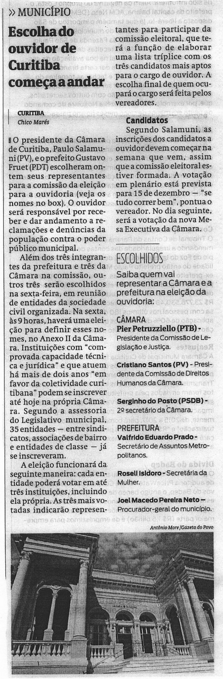 gazeta do povo 2511