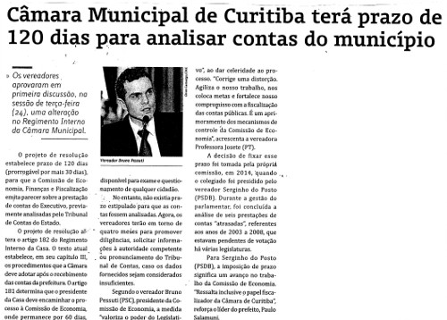 a gazeta metropolitania 3103