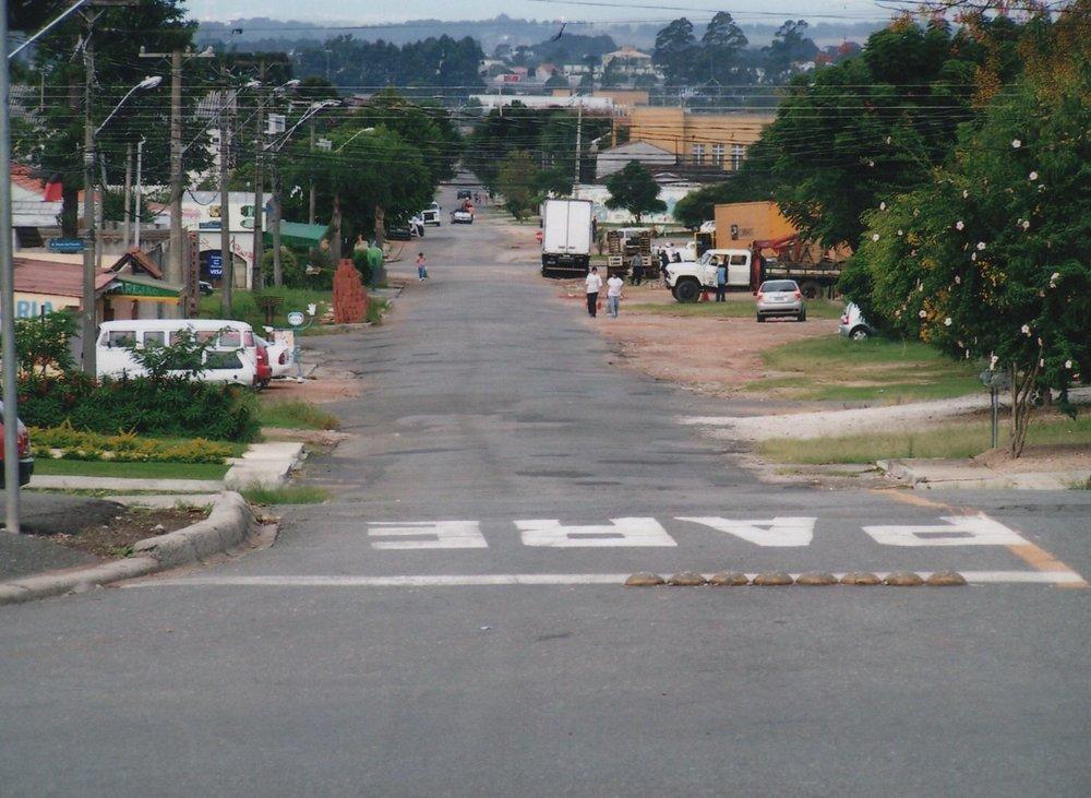 Av. Florianópolis - ANTES
