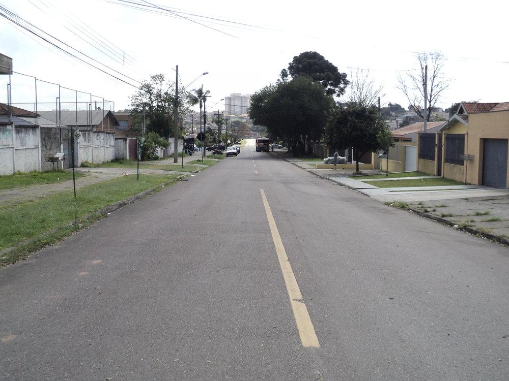 Rua Cel. Anibal dos Santos - DEPOIS