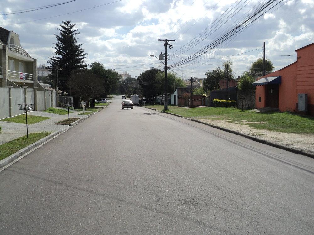Rua Cel Izaltino Pinho - DEPOIS