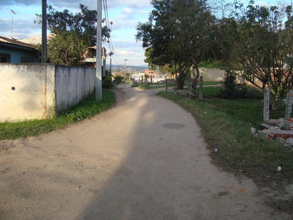 Rua Dalila Lopes Costa - ANTES