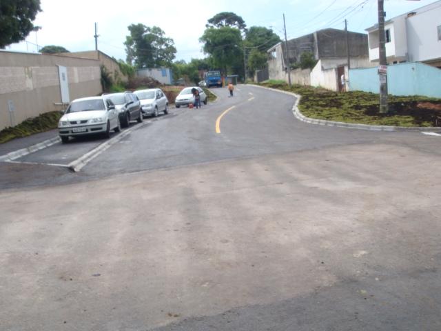 Rua Dalila Lopes Costa - DEPOIS