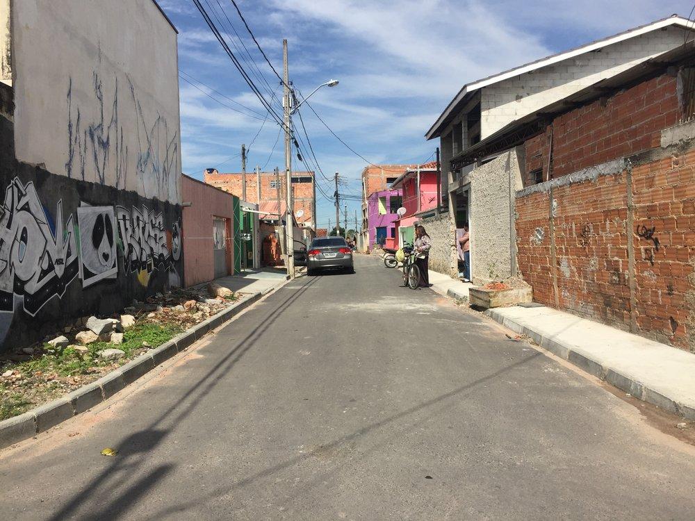 Rua Alcidez Ferreira Munhoz - DEPOIS