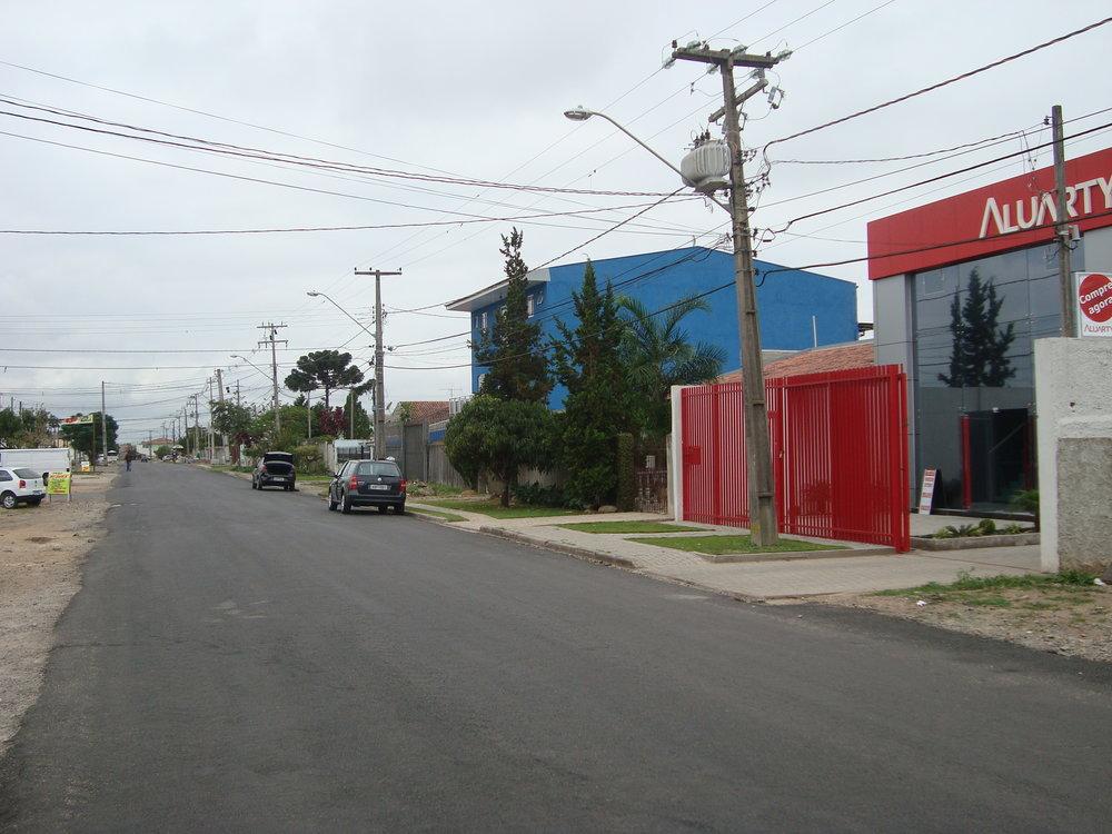 Rua Alfredo Barcik - DEPOIS