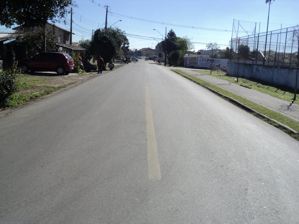 Rua Antônio Moreira Lopes - DEPOIS
