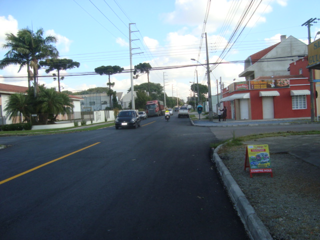 Rua Major Vicente de Castro - DEPOIS