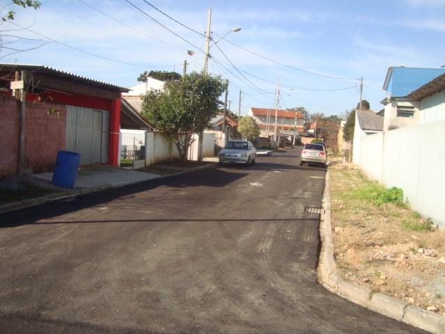 Rua Manacá - DEPOIS
