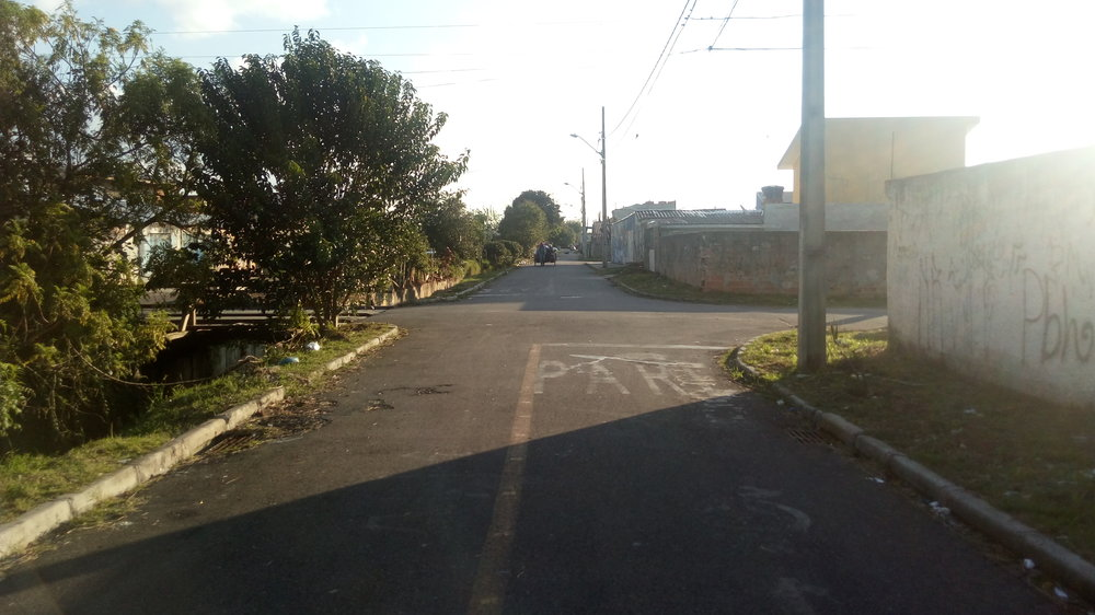 Pavimentação da Rua Liberato Evangelista do Prado