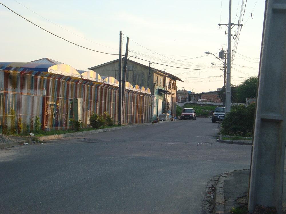 Pavimentação na Rua Fernando Zibarth - DEPOIS