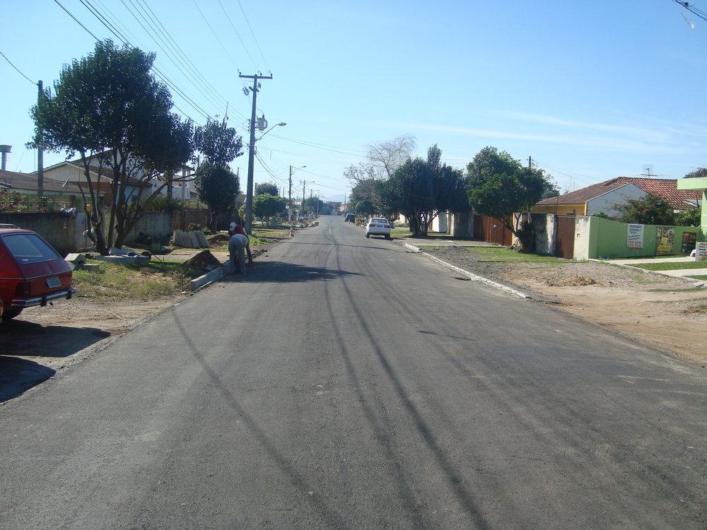 Revitalização da Rua Lírio do Vale - DEPOIS