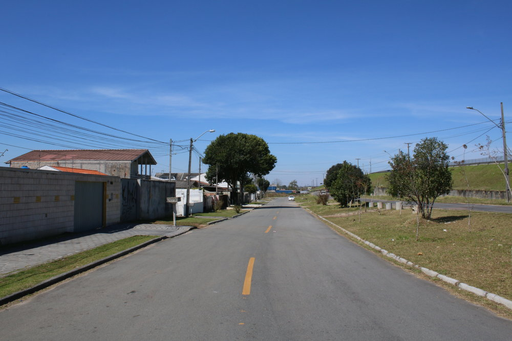 Rua Nádia Leuch Rymanski - DEPOIS