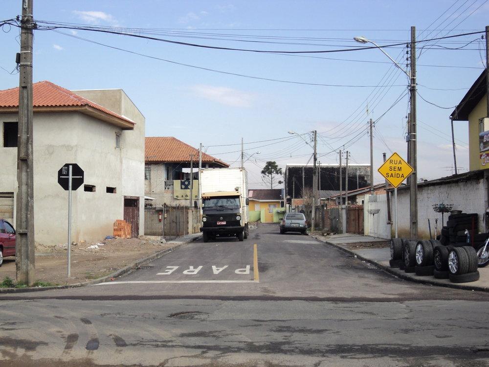 Pavimentação na Rua Jorge Virgílio Cruzetta - DEPOIS