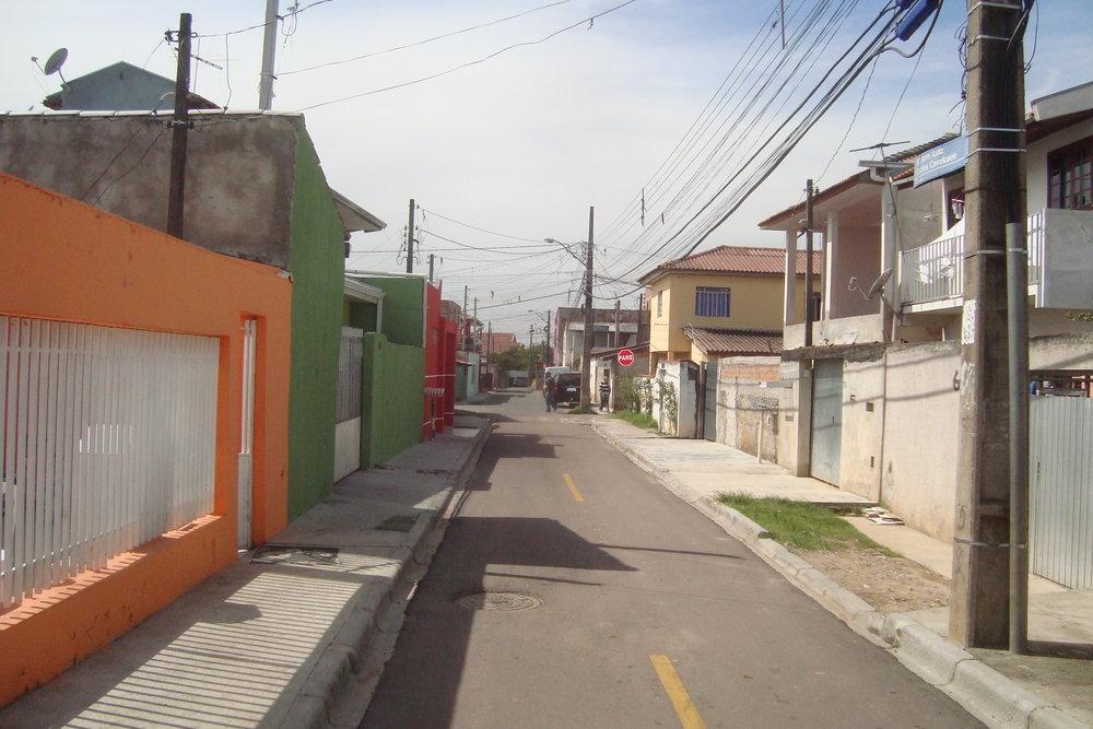 Pavimentação na Rua Jorn. Luiz Carlos Cavalcanti - DEPOIS