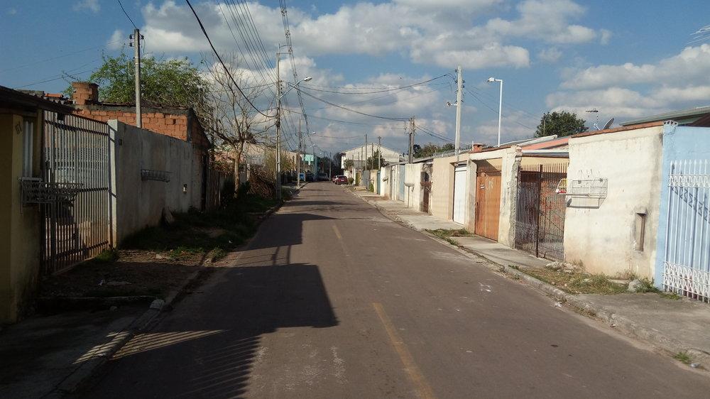 Pavimentação na Rua Pedro Bacellar - DEPOIS